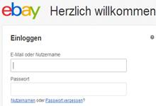 kontrolldaten über ebay