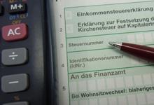 abgabefrist für steuererklärungen