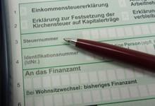 steuererklärung nachträglich ändern lassen