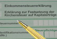 vereinfachte einkommensteuererklärung 2013